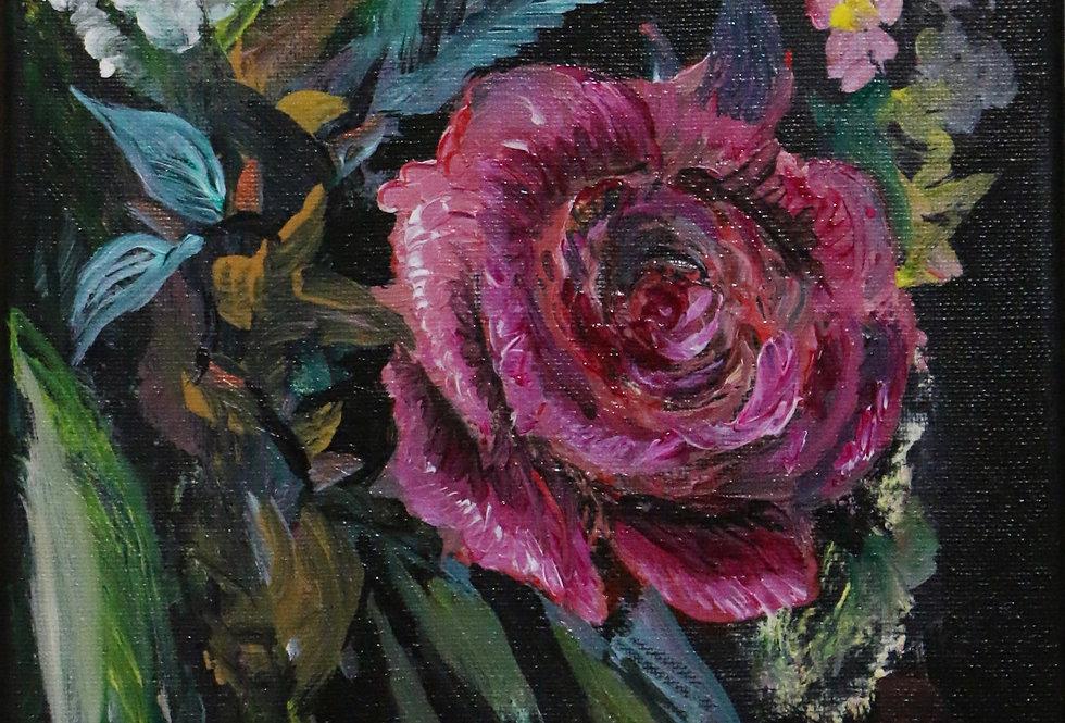 """""""Rose"""" 8x8"""