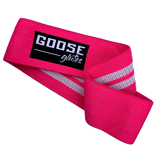 Goose Glutes Band + Workout Templates