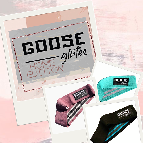 Goose Glutes Home Guide + Band