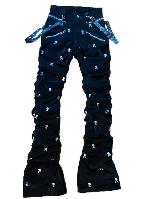 Corduroy Bondage Pants