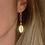 Thumbnail: 18k and Diamond Earrings