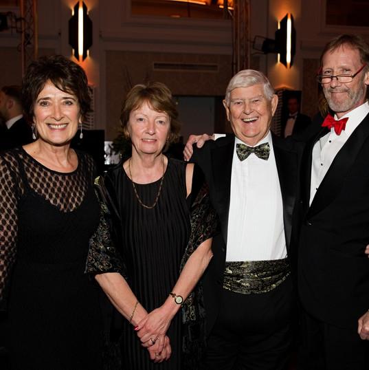 Jeff Thompson, Mary Hayden, Judith Fabia