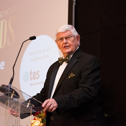 Jeff Thompson, Professor Emeritus of the