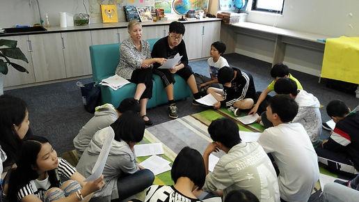 Mast story - Chenshan School, Huangshan,
