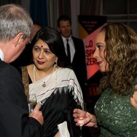 Vanita Uppal and Melisha Trotman of The