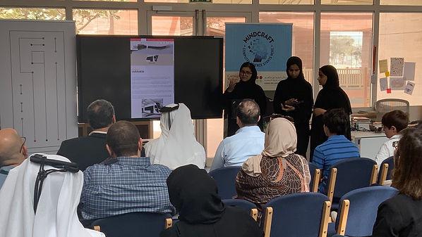 Presenting phone app designs.jpg