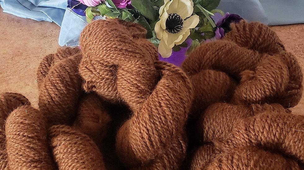 DK Alpaca yarn, DK, 2ply