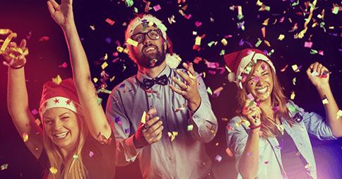 Dicas para o sucesso dessa confraternização!     E o tema é...Festa de fim de ano!