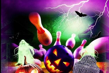 Astoria Bowl Halloween Party