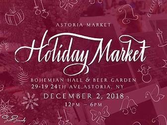 Astoria Holiday Market