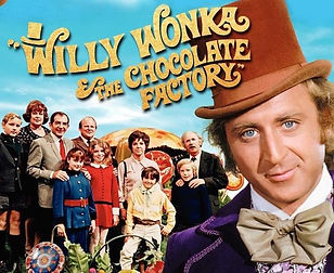 Willy Wonka w/Drinking Games & Trivia Prizes