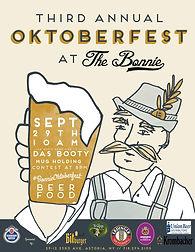 Oktoberfest at the Bonnie