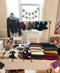 Queens Knits Pop-Up Shop