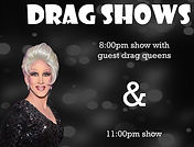 Drag Show Saturdays