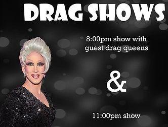 Drag Show Saturdays