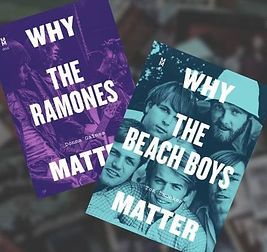 Donna Gaines & Tom Smucker: Why The Beach Boys & Ramones Matter