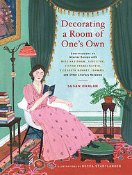 """Susan Harlan on """"Decorating a Room of One's Own"""""""