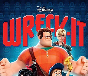 Wreck-It Ralph w/Drinking Games & Trivia Prizes