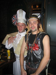 Tosser's Annual Halloween Party