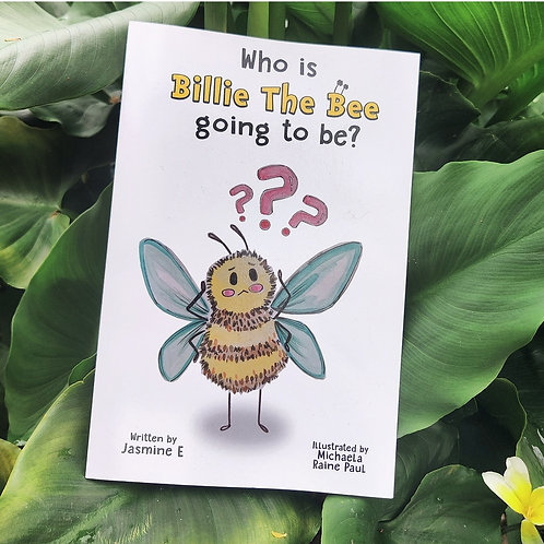 Who is Billie the Bee Going to Be?