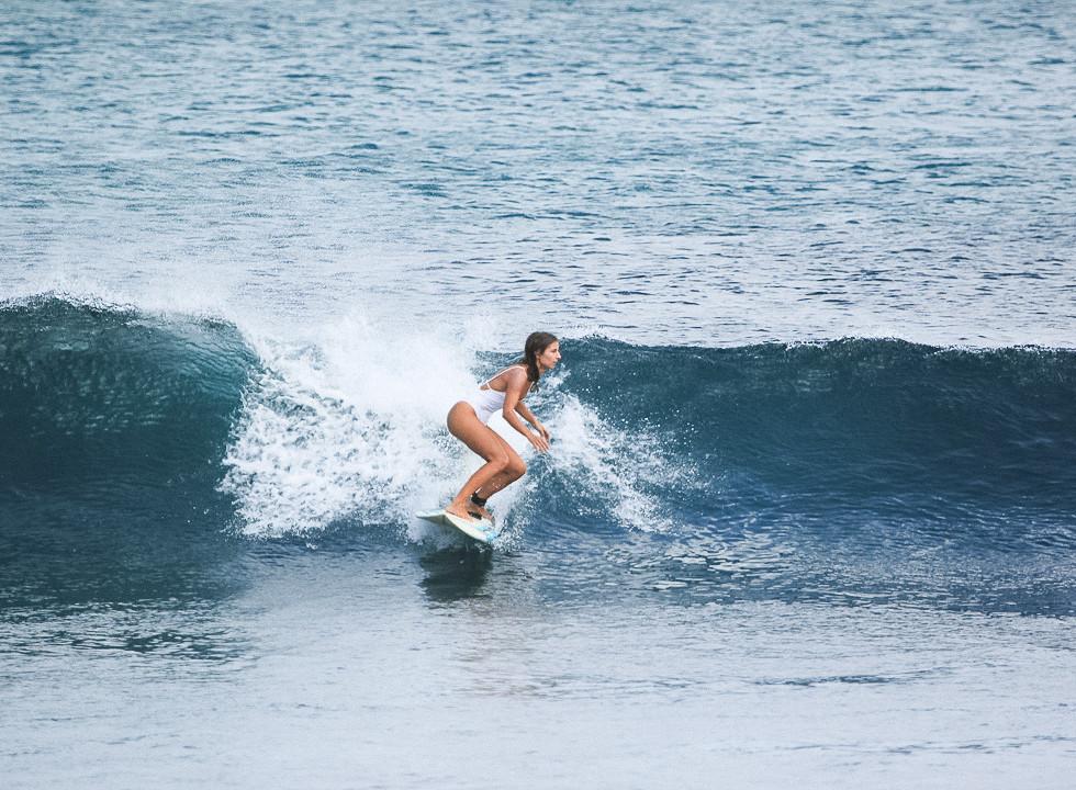 Great waves for intermediates @surfpicturebali