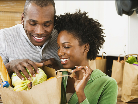 Going Grocery Shopping: T's Quick 5 Step Guide to Analingus