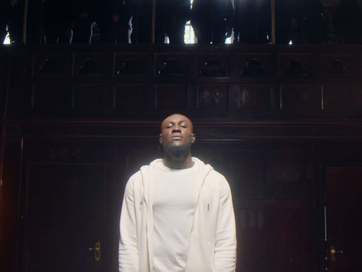 Stormzy releases new single 'crown' ahead of Glastonbury headline performance