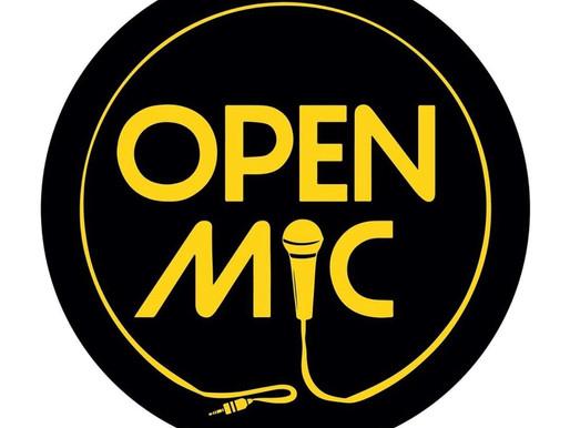 OPEN MIC - NEW MUSIC APP LAUNCHING