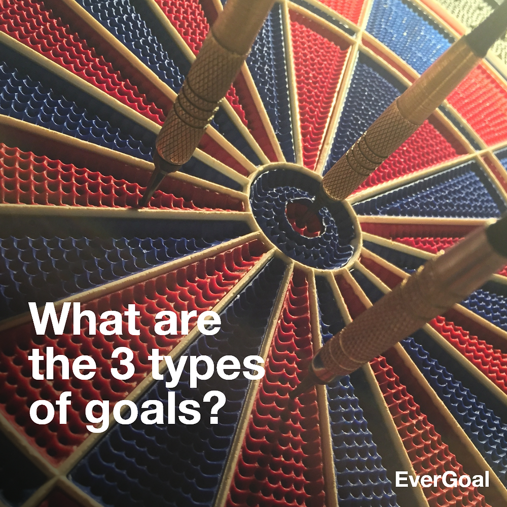 What are the 3 types of goals? The 3 Types of Goals Every Entrepreneur Should Set