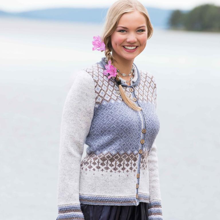 Design dine egne strikkeplagg, Kari Hestnes