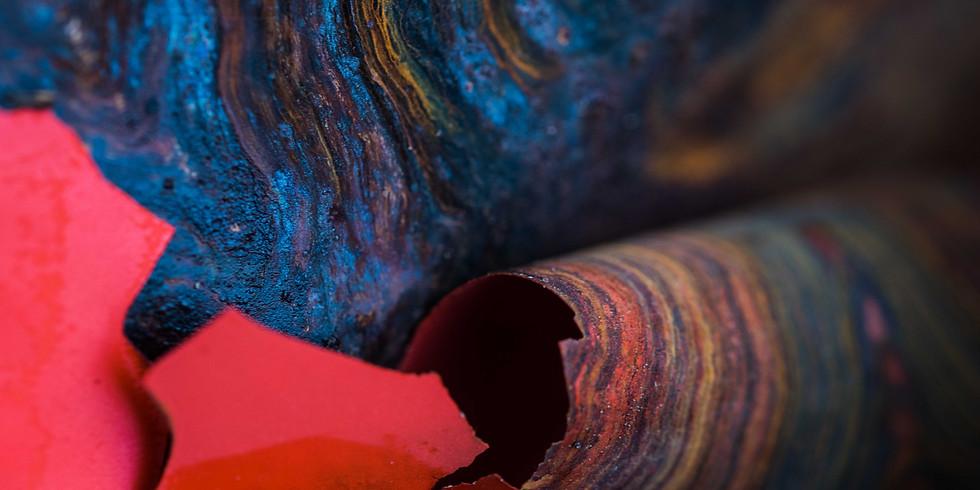 Foredrag: Med farger på pinnene – en reise i fargenes verden - Kari Hestnes