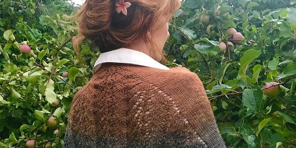 Konstruere et sjal - Helle Siggerud
