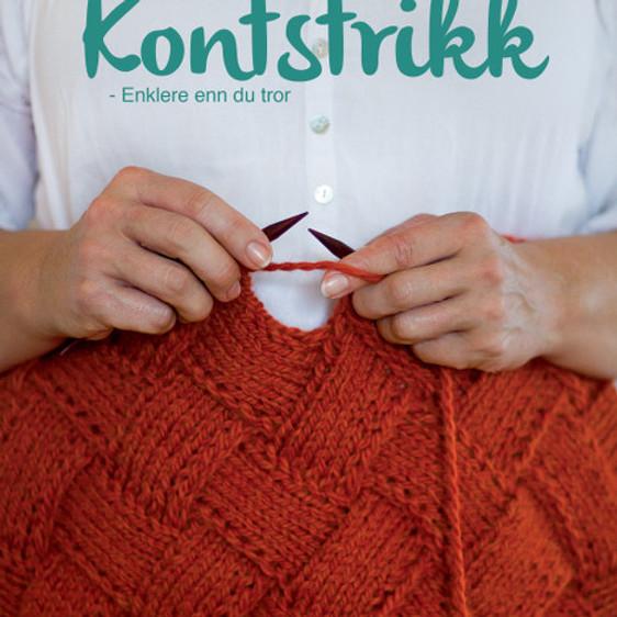 Kontestrikk for vidergående - Mette og Heidi fra Pinnedans