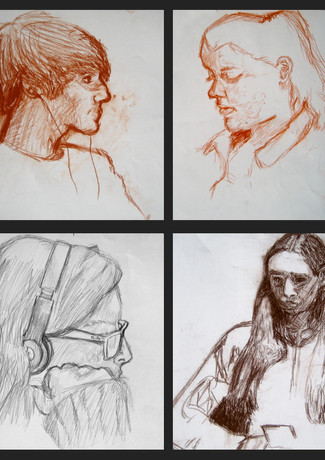 Portrait Studies