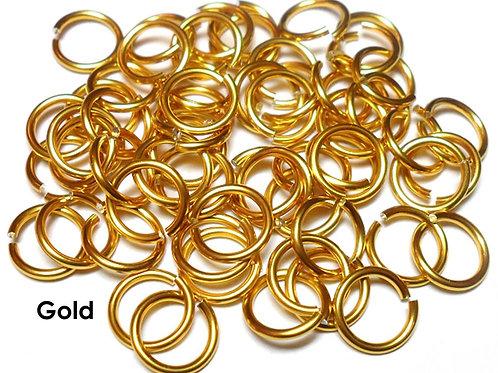 AA  Gold 18g SWG 1/4 ID6.7 AR5.6