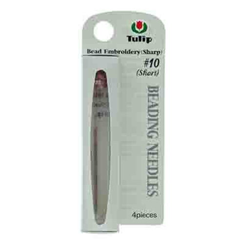 Tulip Needles Size 10 (Short)
