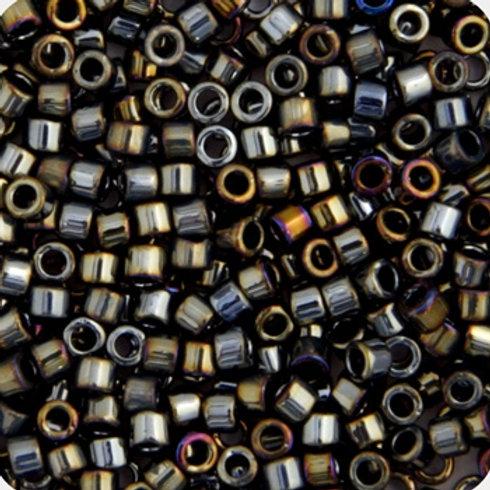 0026 DB 11/0 RD Black MET. Lus