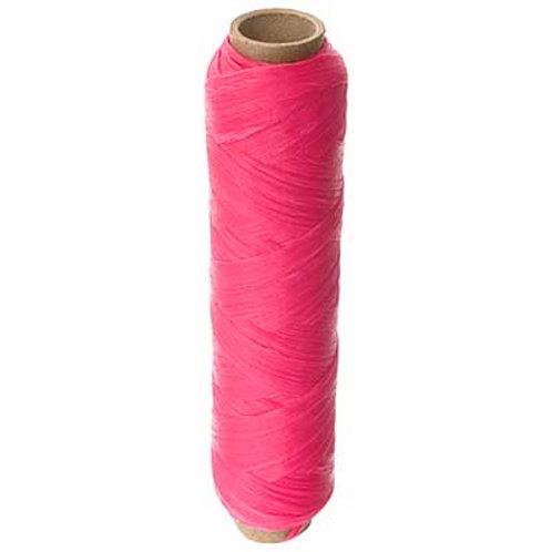 SINEW BOBBIN 20m Hot Pink 70lb test