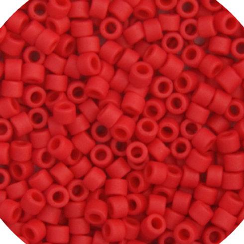 0796 DB 11/0 RD Red Matte-