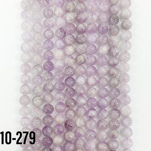 Lavender Jade 6mm