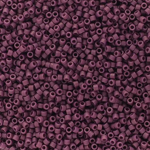2295 DB 11/0 FRGL Purple Mulberry Matte