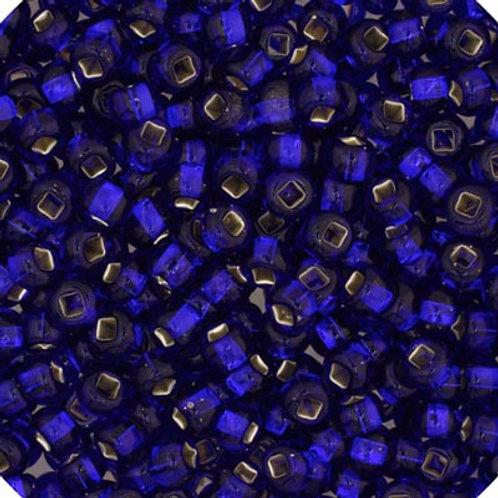 Czech Seed Beads 6/0 S/L ROYAL BLUE