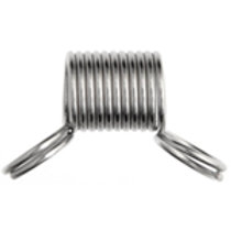 STOP-THAT-BEAD MINI SPRING STAINLESS STEEL