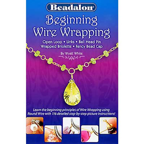 Beginning Wire Wrapping How to Use Round Wire
