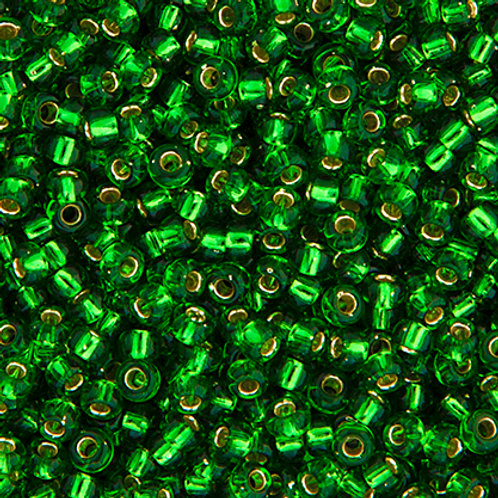 Miyuki Seed Beads 8/0 Green S/L