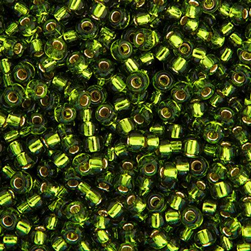 Miyuki Seed Beads  6/0 Olive S/L
