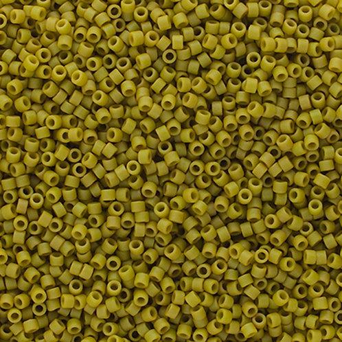 2290 DB 11/0 FRGL Pistachio Green Matte