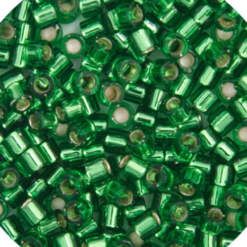 0046 DB 11/0 RD LT. Green S/L