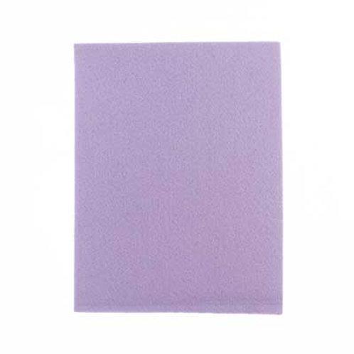 GoodFelt Beading Foundation 1.5mm 1.5mm 8.5x11in Light Purple