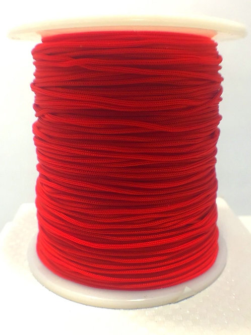 TBS Red Knotting Cord 75y Roll